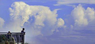 鎌倉・江ノ島の入道雲の撮影ポイントとカメラ機材